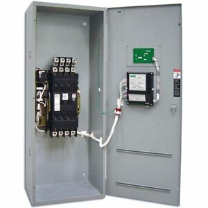Briggs Stratton By Asco Series 285 600 amp Automatic Transfer Switch 120