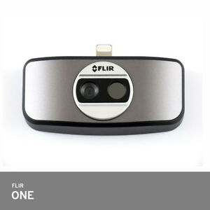 Flir One Thermal Imaging Camera Attachment For Android System Mobile 1 1oz Fedex