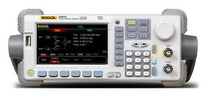 Rigol Function arbitrary Waveform Generator Dg5101 100mhz 128mpts 1channel rs01