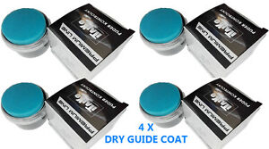 Dry Guide Coat Cartridge Applicator Kit 4 X 50 G Identify Surface Imperfections