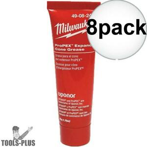 Milwaukee 49 08 2400 Propex Expander Cone Grease 8x New