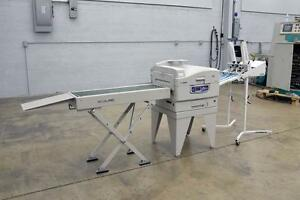 Xante Ilumina Gl 330 Digital Envelope Press With Feeder And Conveyor