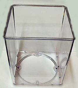 New Oak 300 Plastic Globe For Gumball Candy Vending Machines Free Shipping