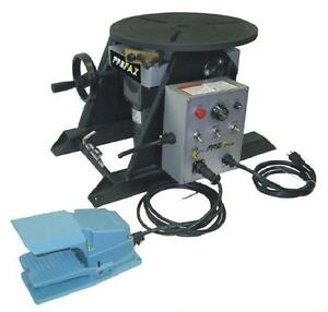 Profax Wp 250 250 Lb Welding Positioner