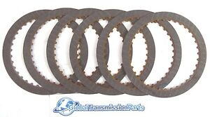 Gm 6l80 Transmission 4th 5th 6th Clutch Pack High Energy Frictions By Raybestos