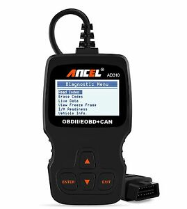 Car Scanner Auto Engine Fault Code Reader Diagnostic Tool Computer Clear Reset
