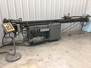 Hydraulic Tube Bender Conrac 211rh Great Condition