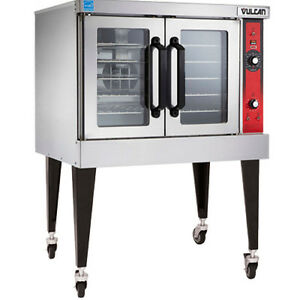 Vulcan Vc5gd Single Deck Gas Standard Depth Convection Oven