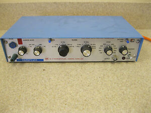 Wpi Model Dam 5a Differential Preamplifier