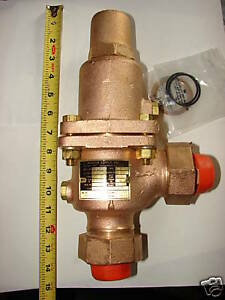 3300 Psi Air Safety Relief Valve V Bronze New Old Stock P n 19465rv14