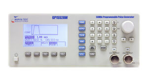 2 ch 50 Mhz Programmable Pulse Generator Wavetek 859 Or Hp8160a Replacement