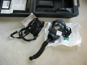 Msa Industrial Gas Mask For Cannister