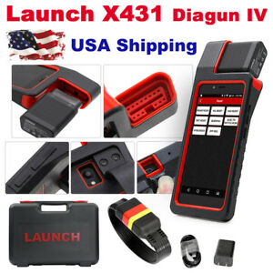 2017 New Released Launch X431 Diagun Iv Powerful Diagnostic Tool Ship From Usa
