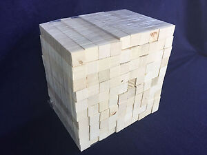 Holly American Lumber Wood Turning Squares Pen Blanks 100 Pcs 5 8 Sqr
