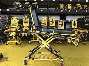Stryker Mx Pro R3 650 Lbs Cap Ambulance Stretcher Cot 6082 Mint Free Ship 2928