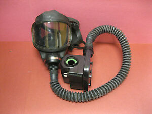 Msa Permissible Power 7 900 1 Ultravue Full Respirator Facepiece medium 7 203 1