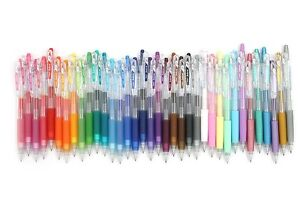 36 Colors Set Pilot Juice 0 5mm Extra Fine Point Gel Ink Rollerball Pen