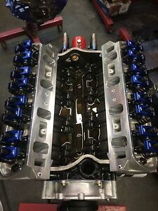 351w 408 Small Block Ford Long Block Race Prepped Makes 520 hp Afr 220cc