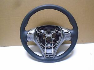 13 14 2015 Nissan Altima Steering Wheel Oem With Control