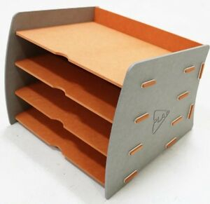 New Desk Document Paper Holder Book Tabletop Shelf Play Organizer