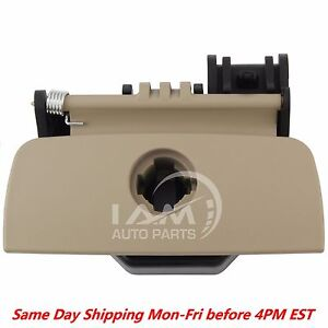 New Glove Box Latch Lock Handle Tan Neutral Dash For 2005 2009 Lacrosse Allure
