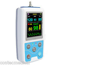 Fda Ce Pm50 Portable Patient Monitor Vital Signs Nibp Spo2 Pulse Rate Meter usa