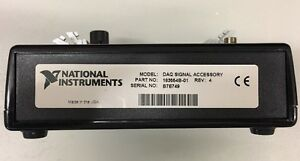 National Instruments Ni Daq Signal Accessory