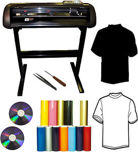 28 1000g T shirt Heat Press Transfer Vinyl Cutter Plotter sign decal pu Vinyl