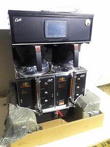 Curtis G4 Gemini If Twin 1 5 Gallon Commercial Restaurant Coffee Maker