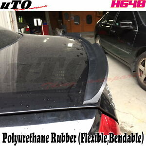 New Painted H648 Style Rear Trunk Lip Spoiler Wing For 2001 05 Honda Civic Coupe