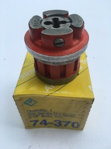 Armstrong 5 16 Bolt Nc Head Power Threading Pipe Die Power Pony Fits Ridgid