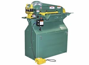 Piranha P50 Ironworker Brand New 50 Tons