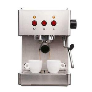 Electric Mini Home Espresso Coffee Machine For Making Latte Cappuccino Coffee T