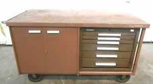 Kennedy Versa bench 6 Drawer Tool Box 64 X 32 X 36