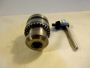 Rohm Drill Chuck R5 3ds 1 4 13 16 Capacity 3jt Made In West Germany