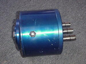Suhner Polydrill 3 head 15148 04 04 Drill Head W 3pc Er 16 m Rego fix Collets