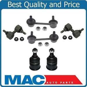99 2000 Civic Si Frt Rear Sway Bar Stabilizer Links Ball Joints 100 New 6pc