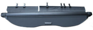 Black Cargo Cover For 2014 2018 Subaru Forester Tonneau Shield Trunk Shade