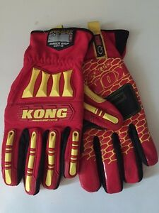 New Ironclad Kong Rigger Grip Cut 5 Gloves Xxxl