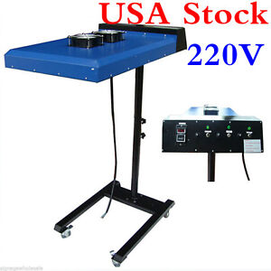 Usa Stock 220v 50hz 6000w 20 X 24 Automatic Ir Flash Dryer With Sensor