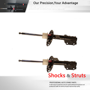 Set Of 2 Front Pair Struts Shock Absorber Kyb Fits 2014 Mazda 3