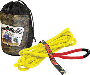 Bubba Rope Lil Bubba Marine Recovery Rope 1 2 X 25 Breaking Strength 7 400 Lbs