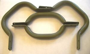 Jeep Willys Mb Ford Gpw A2389 F A2390 F Handle Set F Marked Qt4 G503