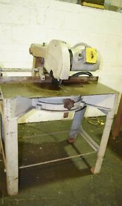 Stone 14 Abrasive Cut off Saw Mitre