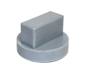 Universal For Mercedes Benz Mb Polyurethane Jack Pad Adapter Car Railing Pinch