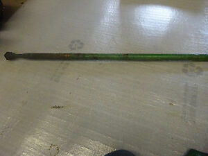 John Deere M Mi Mt Adjustable Steering Shaft And Tube