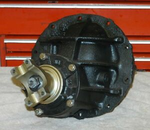 Ford 9 Inch Rear Mustang Mercury Hot Rod Tracloc Posi Or Spool