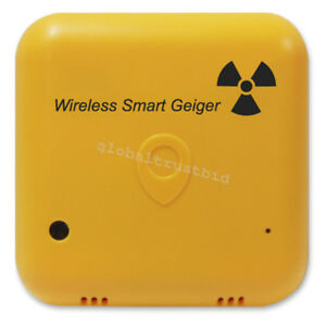 Phone Wireless Bluetooth Geiger Nuclear Gamma X ray Radiation Detector Counter