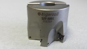 Ingersoll 2j1f 20r01 Indexable Face Mill 2 00 Hi pos 6fl