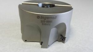 Ingersoll 2j1f 30r01 Indexable Face Mill 3 00 7fl Hi pos